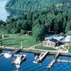 Blake Island Marine State Park