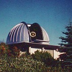 Goldendale Observatory State Park (temp. closed thru 2019, see info)