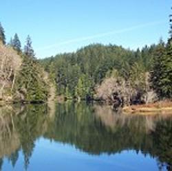 Lake Sylvia State Park