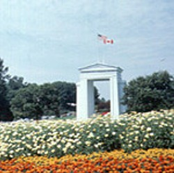 Peace Arch State Park