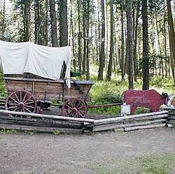 Emigrant Springs State Heritage Area