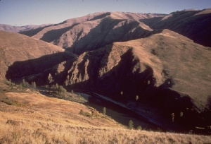 Nez Perce National Historic Park - Spalding Area