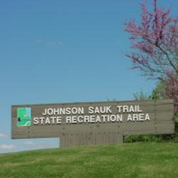 Johnson Sauk Trail State Recreation Area