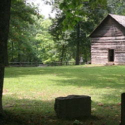 Old Mulkey Meeting House State Park