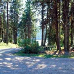 Lake Mary Ronan State Park