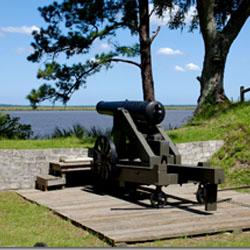 Fort McAllister Historic Park