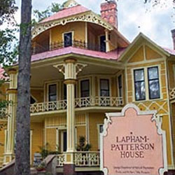 Lapham-Patterson House Historic Site