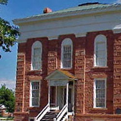 Territorial Statehouse State Park