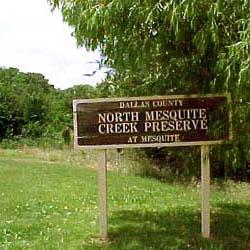 North Mesquite Creek Preserve