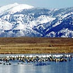 Benton Lake Wetland Management District