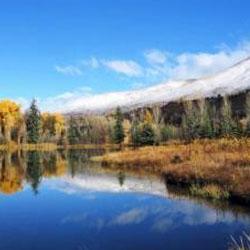 Hallam Lake Nature Preserve