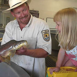 Ouray National Fish Hatchery