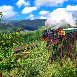 Boone & Scenic Valley Railroad and Museum