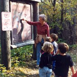 Lime Creek Conservation Area and Nature Center