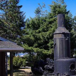 Fort Humboldt State Historical Monument