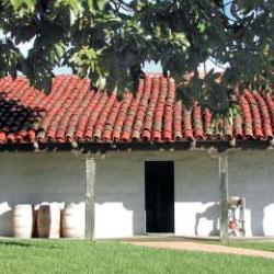 Santa Cruz Mission State Historic Park