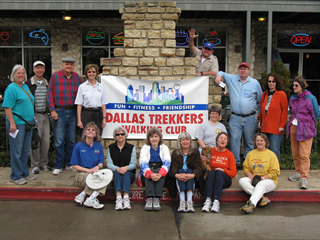 Dallas Trekkers Walking Club